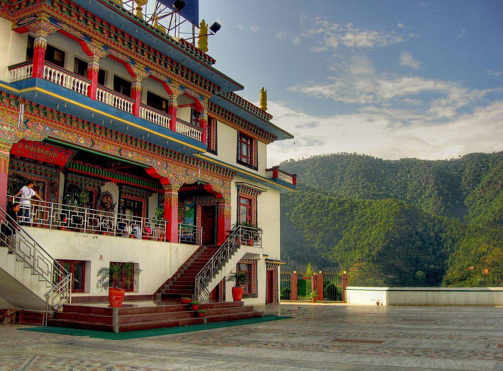 Amitabha Monastery (Seto Gompa) Hike