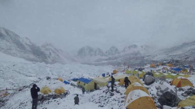 Base Camp Trek in December