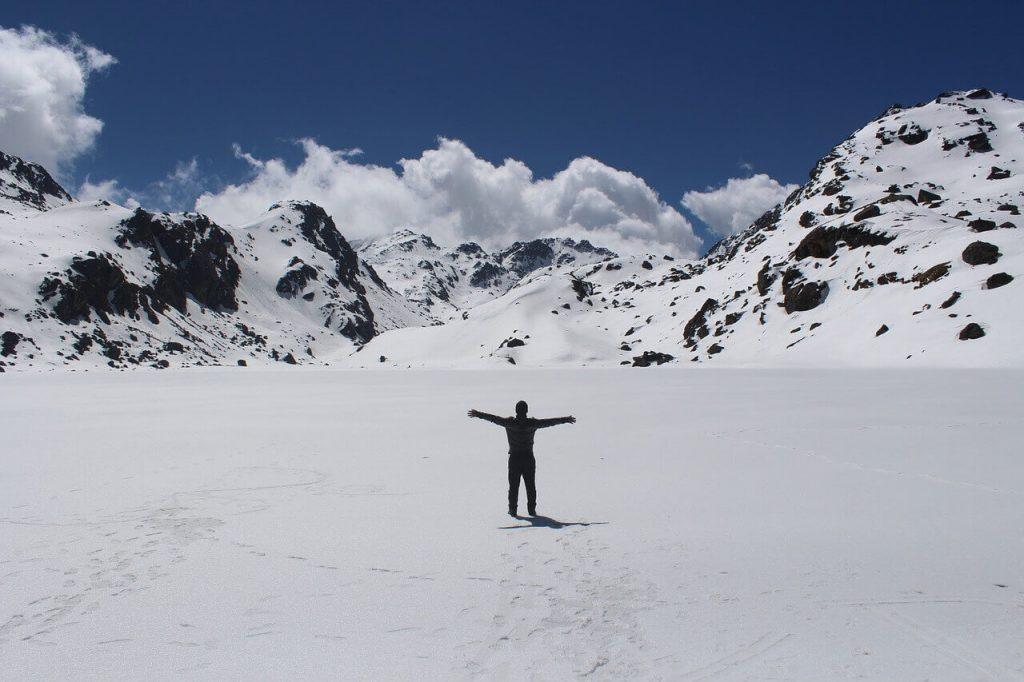 Everest Base Camp Weather in December