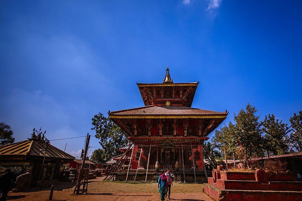 Nagarkot-Changu Narayan Hike