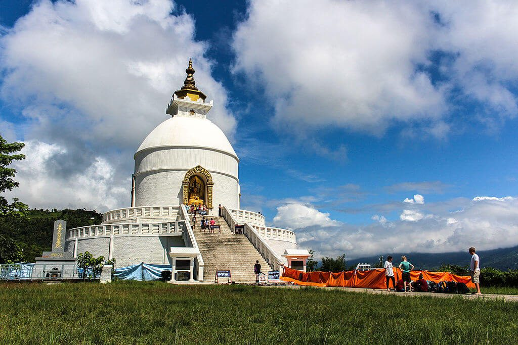 World Peace Stupa Day Hike