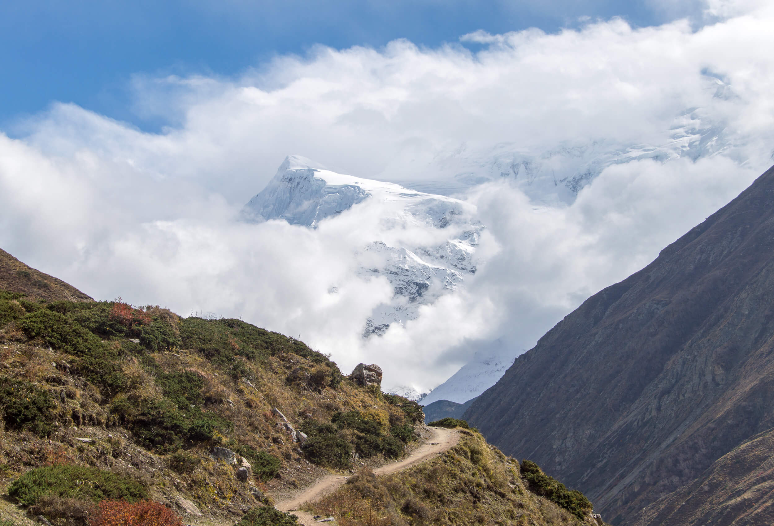 12 Days Annapurna Circuit Trek Facts