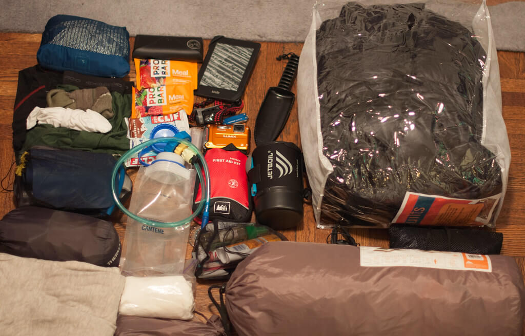 Clothing, Equipment, and Supplies