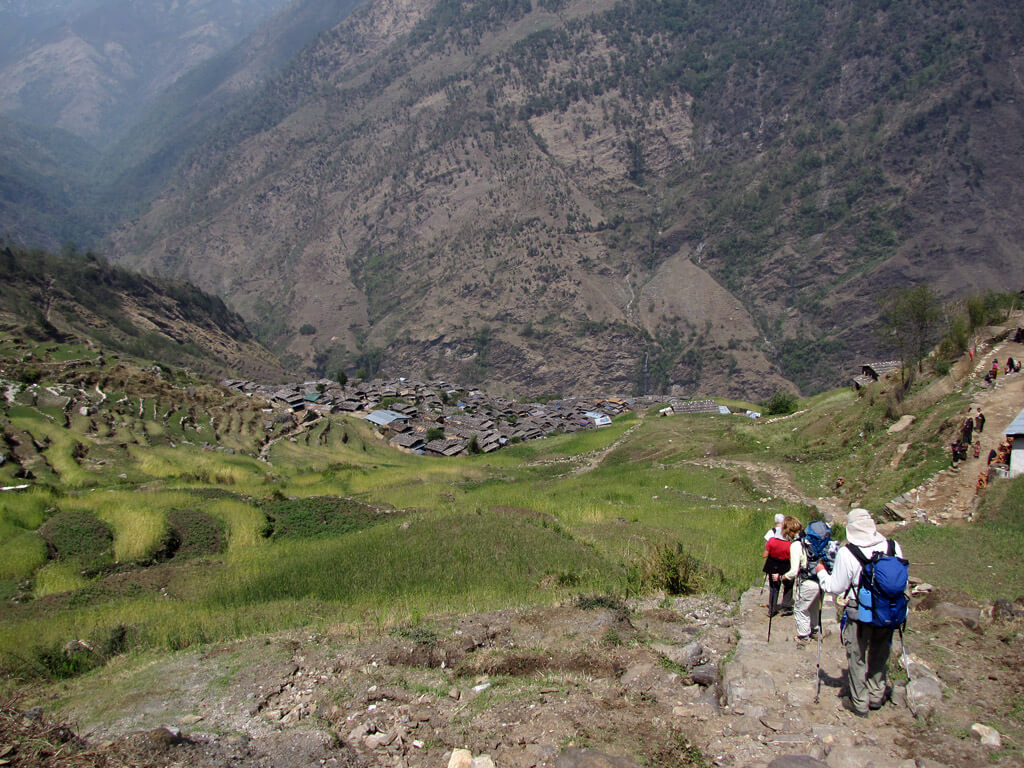 Customizing your Manaslu Trek 12-Days Itinerary