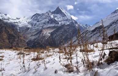 Everest Base Camp Trek in January