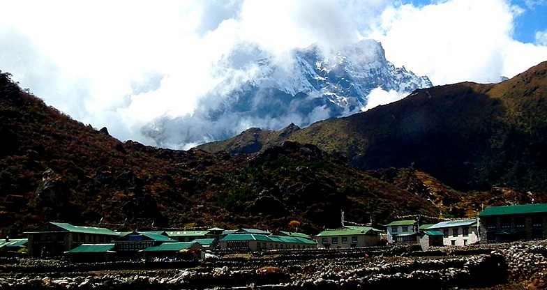 Shivalaya - Gokyo - Chola pass - EBC Trek