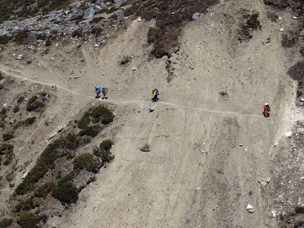 Manaslu Circuit Trail