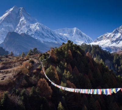 Manaslu Trek 12 Days Itinerary