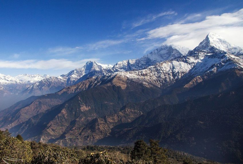 Poon Hill 2, 3, 4 and 5 Days Itinerary