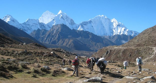 Things to Consider while Trekking to EBC in October