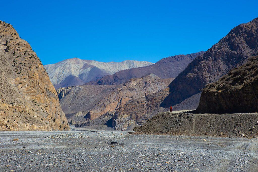 Kali-Gankadi Gorge