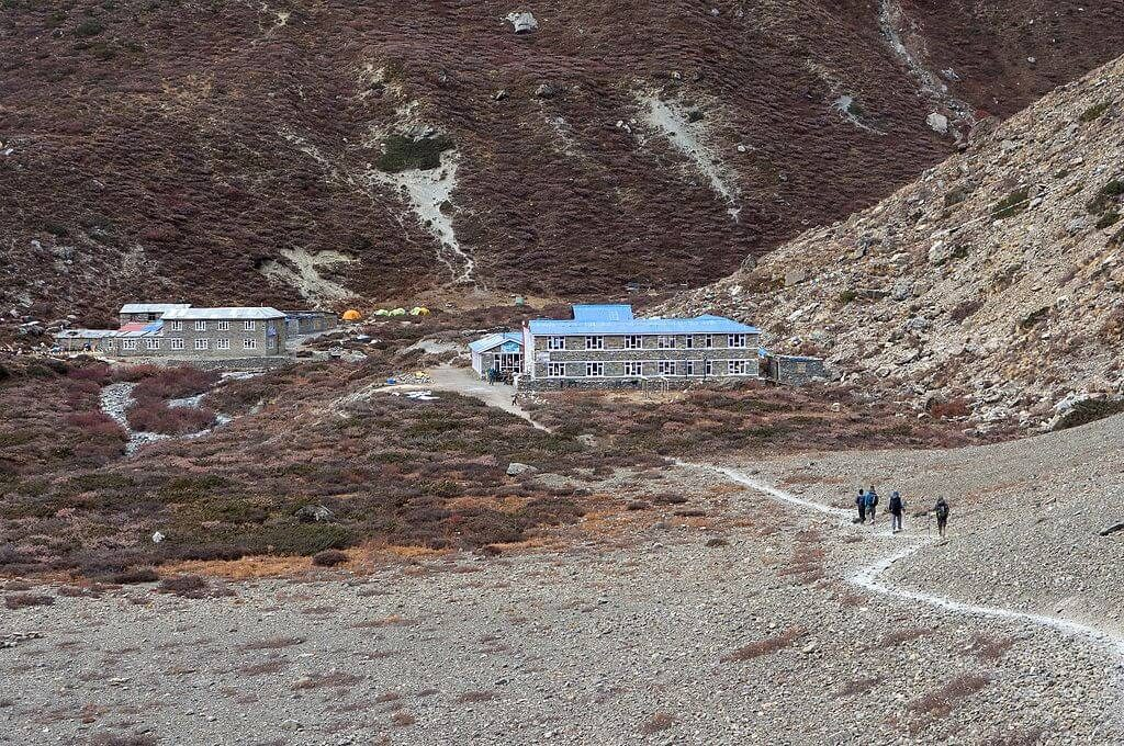 Tilicho Base Camp