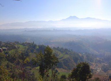 A Day Hike to Phulchowki Kathmandu