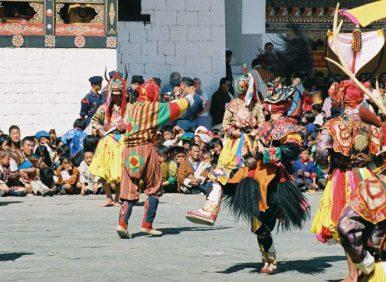 Bhutan Thimphu Festival & Trek
