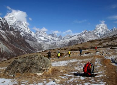 Everest Base Camp - Lobuche East Peak Climbing
