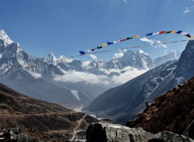 Everest Two Passes Trek