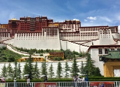 Monastic Lhasa City Tour