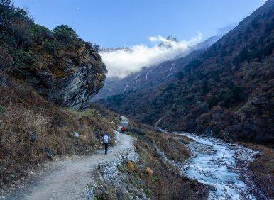 Rolwaling Trekking