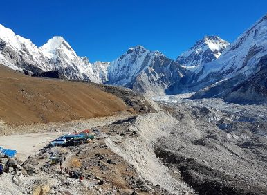 Shivalaya to Everest Base Camp Trek