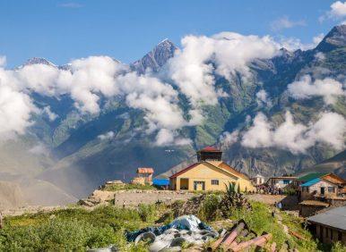 Upper Dolpo – Jomsom to Juphal Trekking