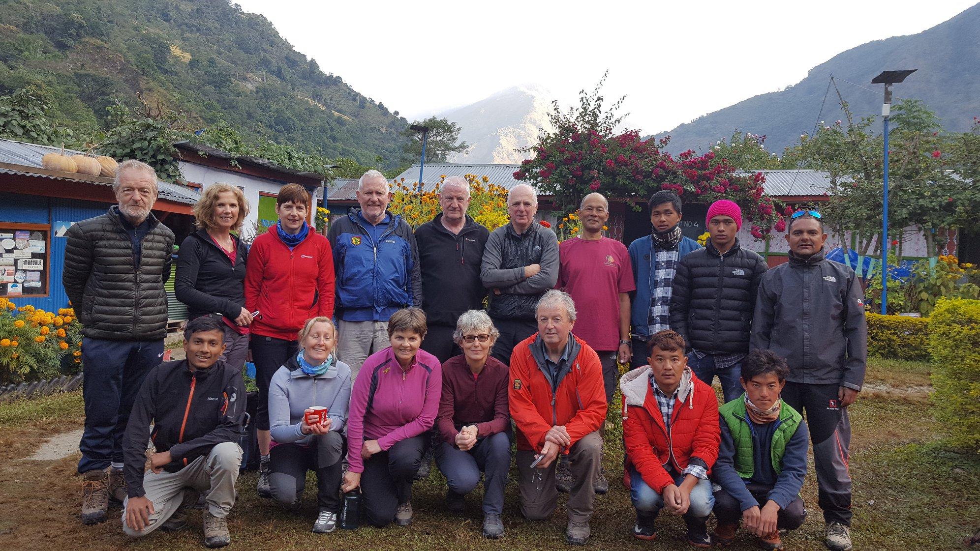 15 days Annapurna Circuit Trekking (10)