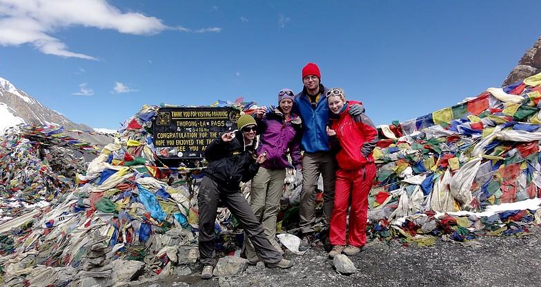 15 days Annapurna Circuit Trekking (6)