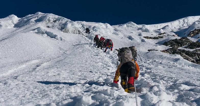 16 days Island Peak climbing (2)