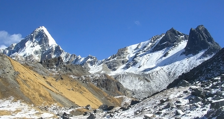 17 days Annapurna Khayer Lake Trek (2)