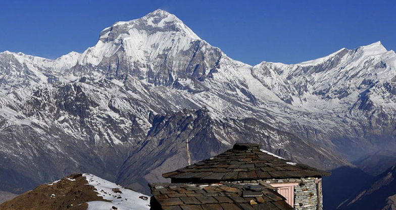 17 days Annapurna Khayer Lake Trek (3)