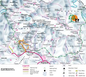 Annapurna Khayer Lake Trekking