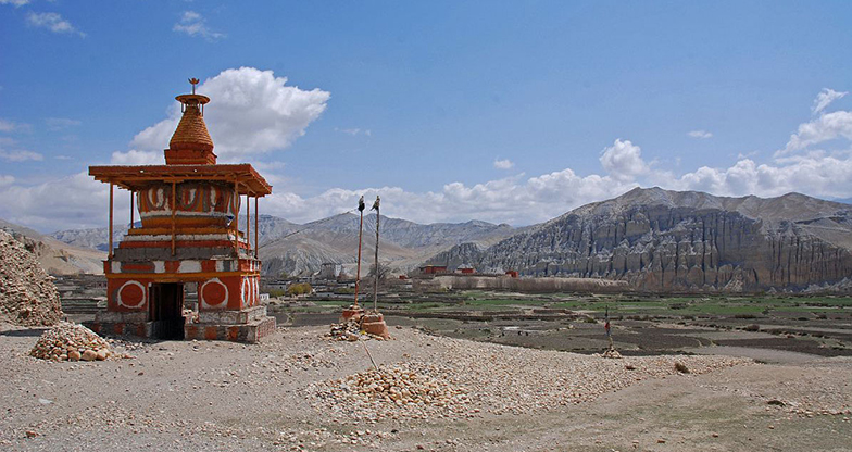 17 days Upper Mustang Trek (2)