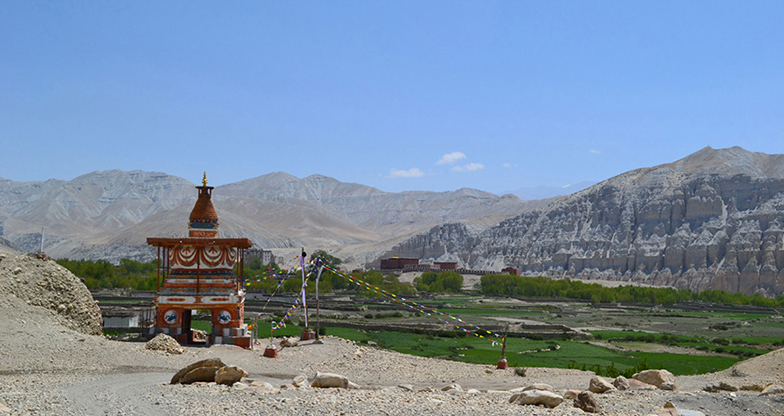17 days Upper Mustang Trek (3)