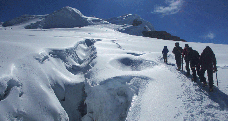 19 days Mera Peak Climbing (5)