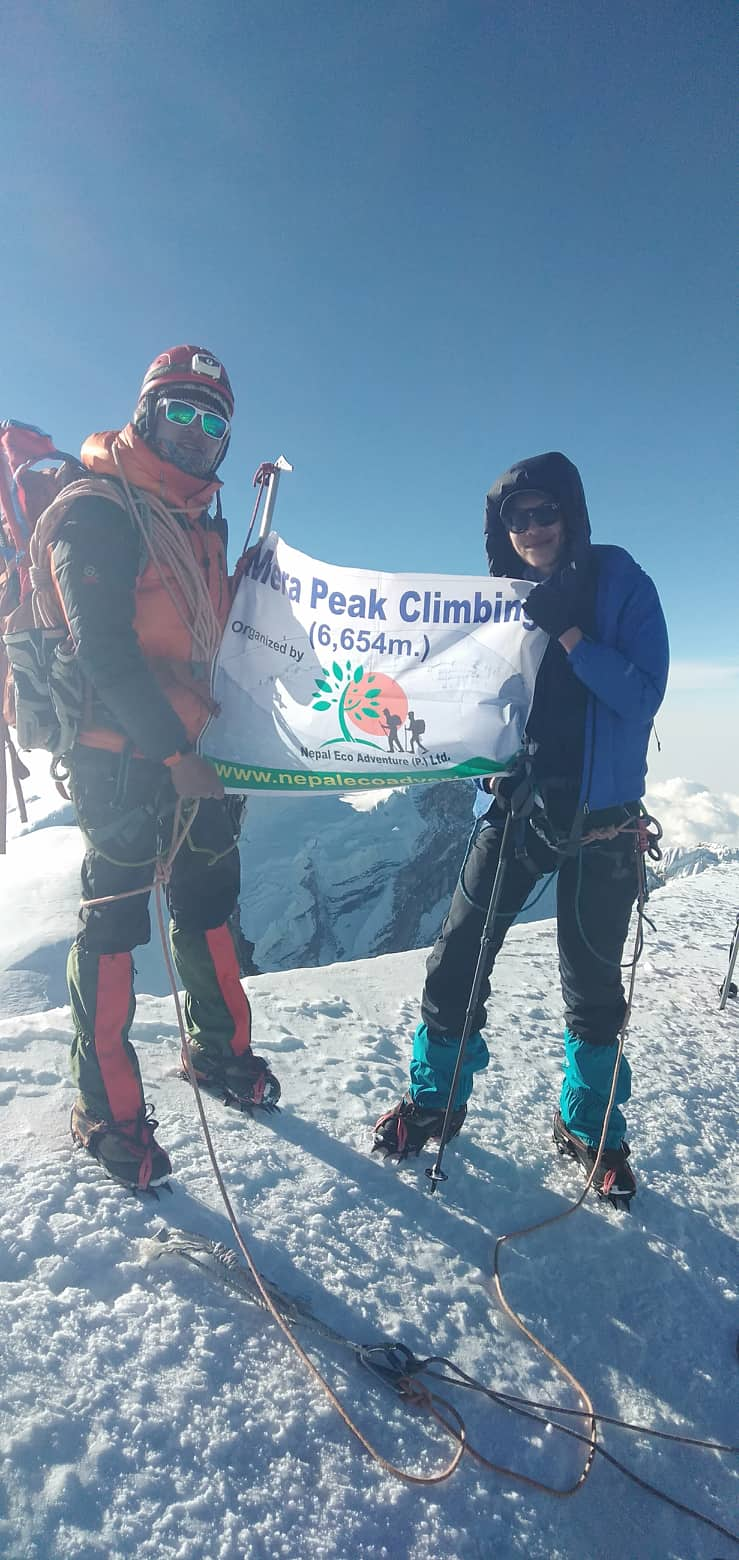 19 days Mera Peak Climbing (9)