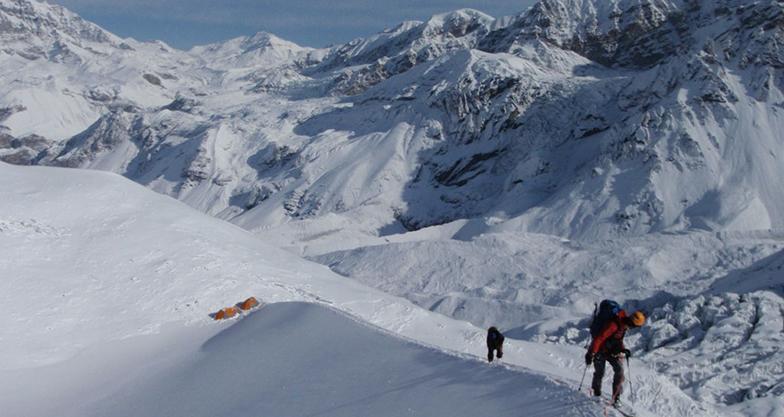 20 days Chulu East Peak Climbing (2)