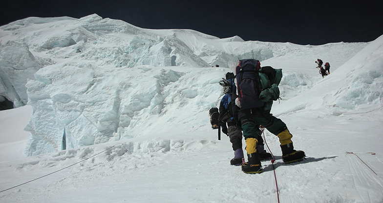 20 days Chulu East Peak Climbing (5)