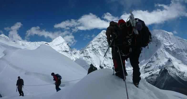 20 days Chulu West Peak Climbing (5)