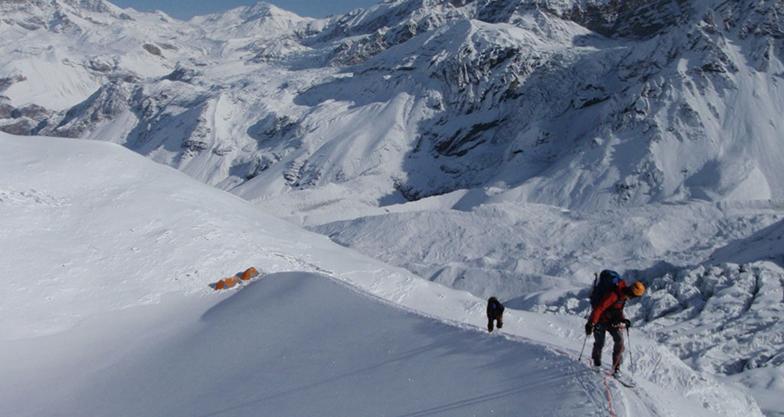 20 days Chulu West Peak Climbing