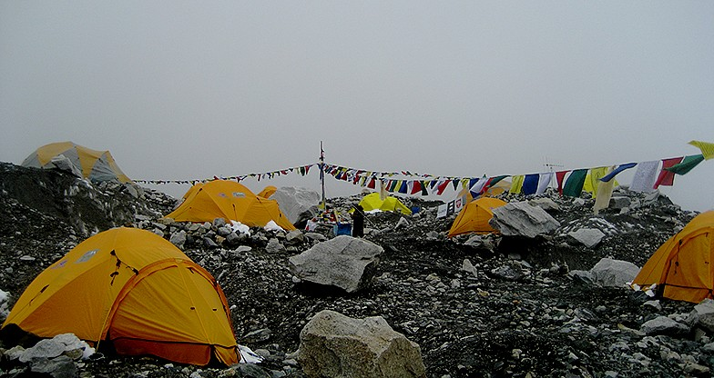 20 days Everest Base Camp with Island Peak Climbing