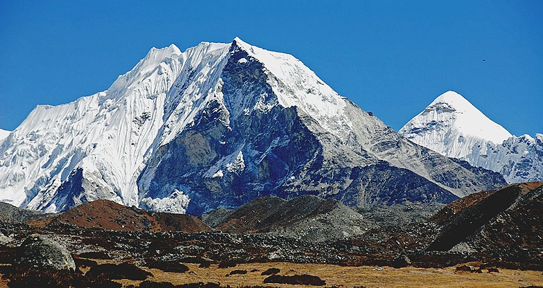 20 days Everest Base Camp with Island Peak Climbing5