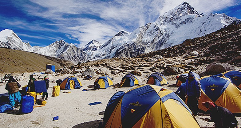 20 days Everest Base Camp with Island Peak Climbing6
