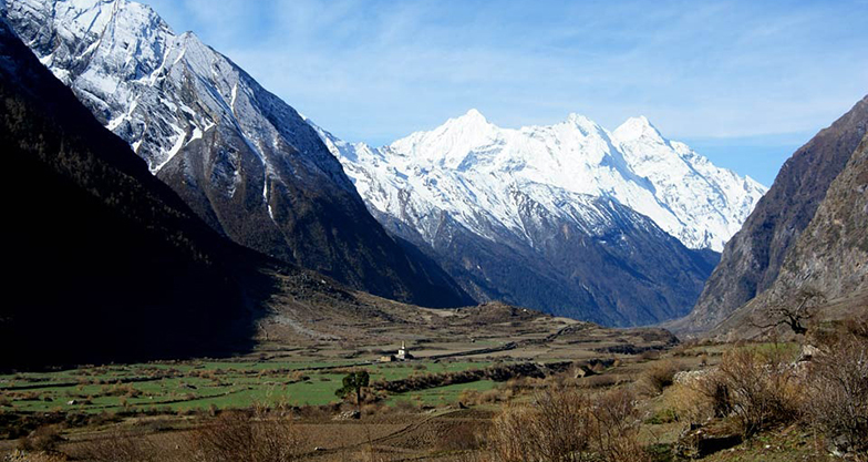 24 days Manaslu-Tsum Valley Trek (2)
