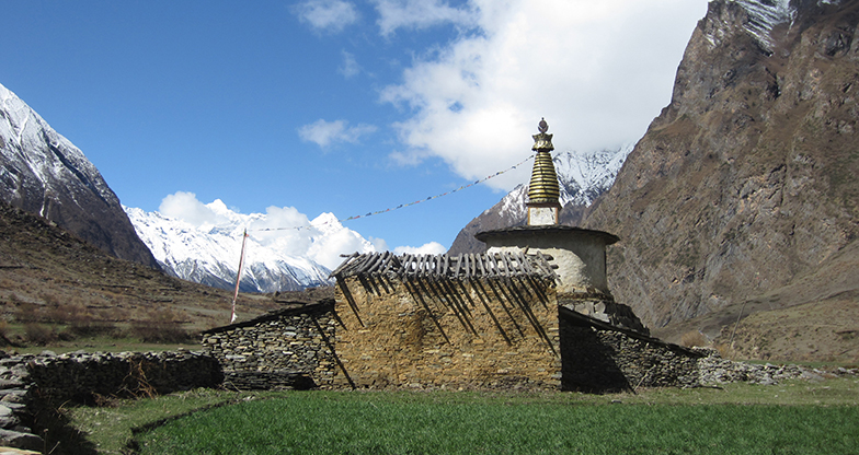 24 days Manaslu-Tsum Valley Trek