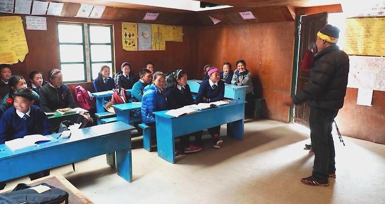 24 days Shivalaya-Gokyo-Cho-La Pass-EBC Trek5