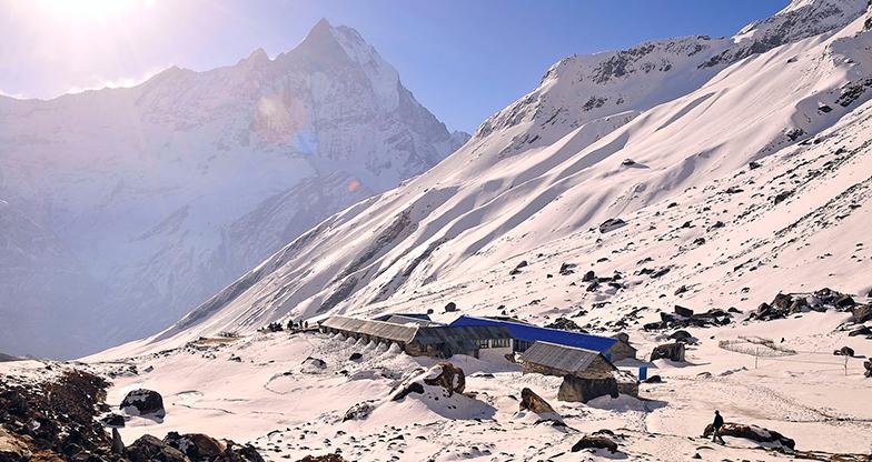 28 days Upper Dolpo – Jomsom to Juphal Trek