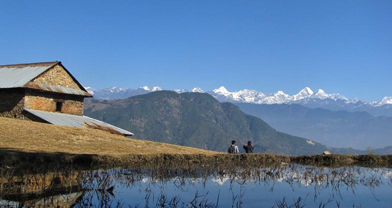 6 days Chisapani – Nagarkot-Changunarayan trek