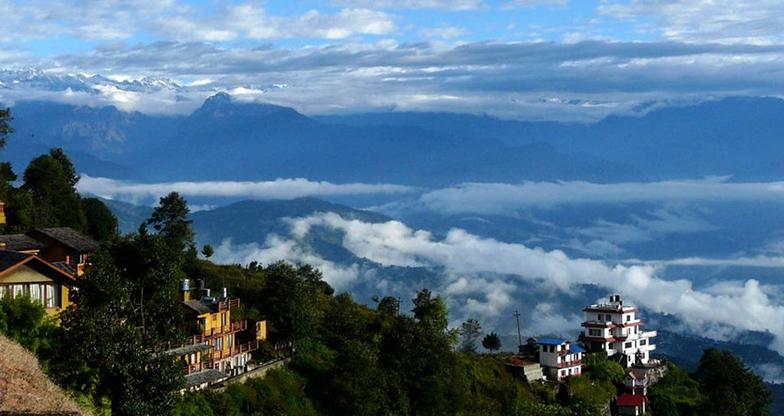6 days Chisapani – Nagarkot-Changunarayan trek3
