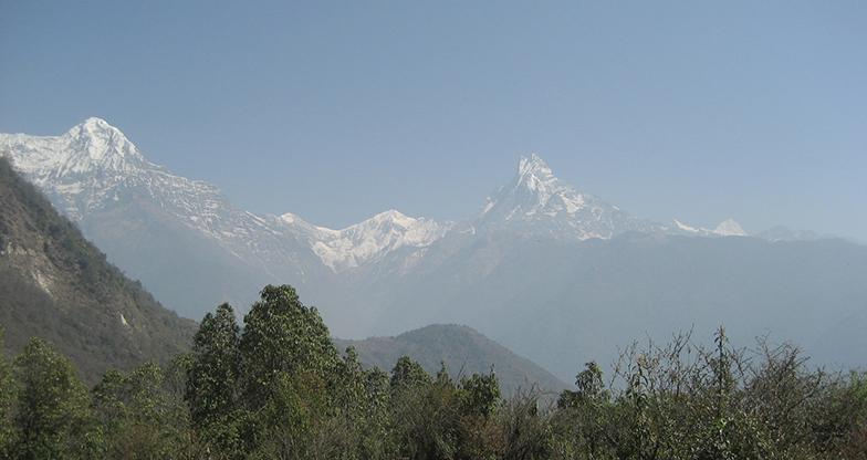 7 days Ghorepani – Poonhill – Ghandruk Trek (2)