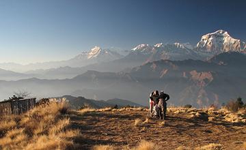 7 days Ghorepani – Poonhill – Ghandruk Trek (4)