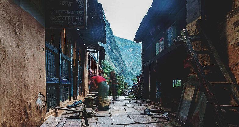 7 days Short Annapurna Base Camp Trek (3)